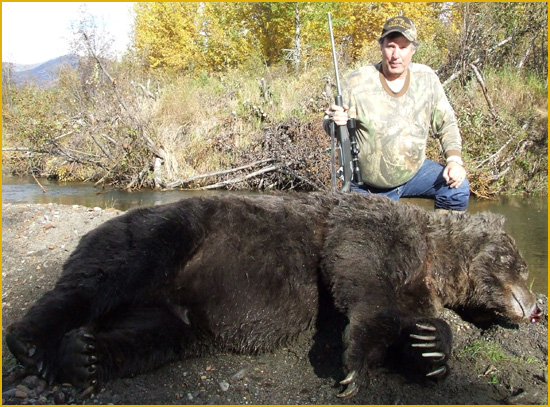 Alaskan Brown Bear Hunts